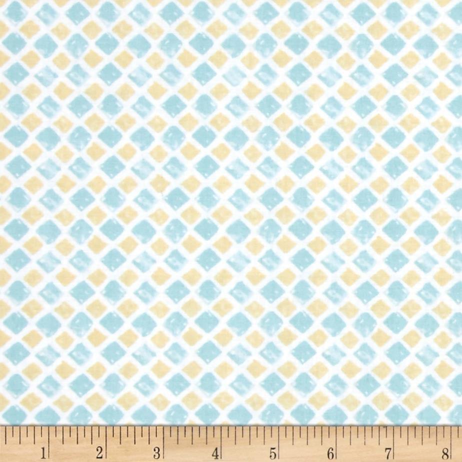 Blue/Yellow Tiles