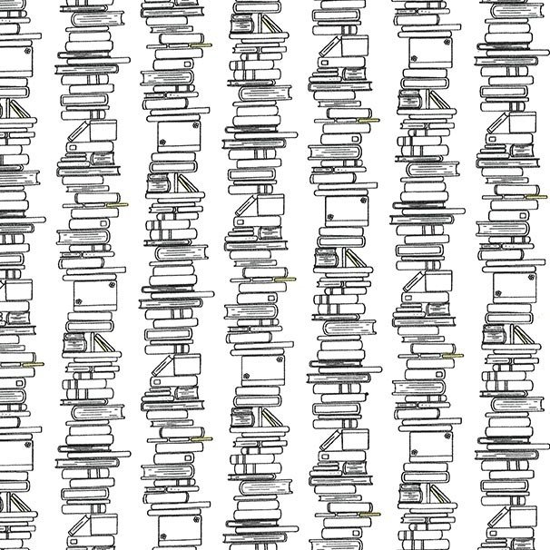 Book Stacks DH8580 SWHT D