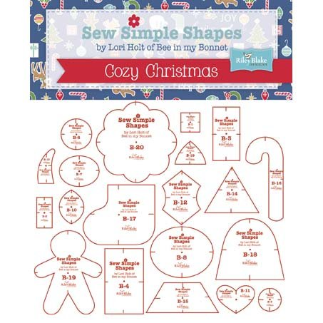 Sew Simple Shapes Cozy Christmas