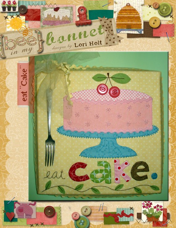 Eat Cake by Lori Holt