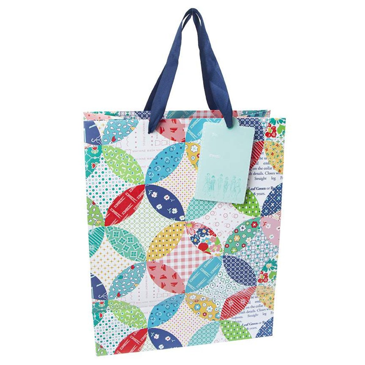 Lori Holt Quilty Gift Bag LRG