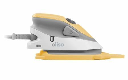 Oliso Mini Iron YELLOW with Trivet - PREORDER ONLY