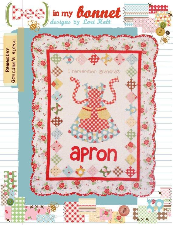 Remember Grandma's Apron by Lori Holt