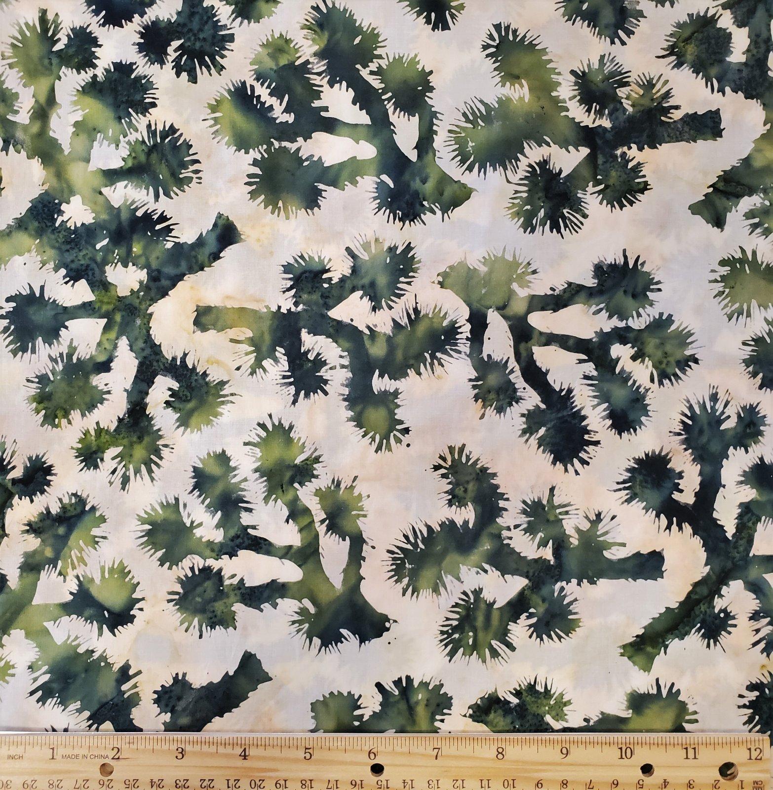 Bali Batik - Joshua Tree Asparagus - S2308-644