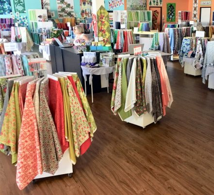 Modern Quilting On Trend Fabrics Phoenix Az