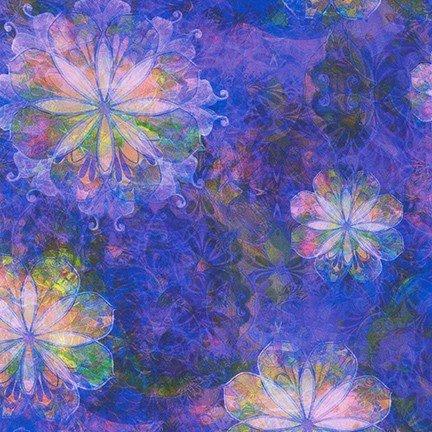 Venice Variegated Floral - Violet - 19721-22