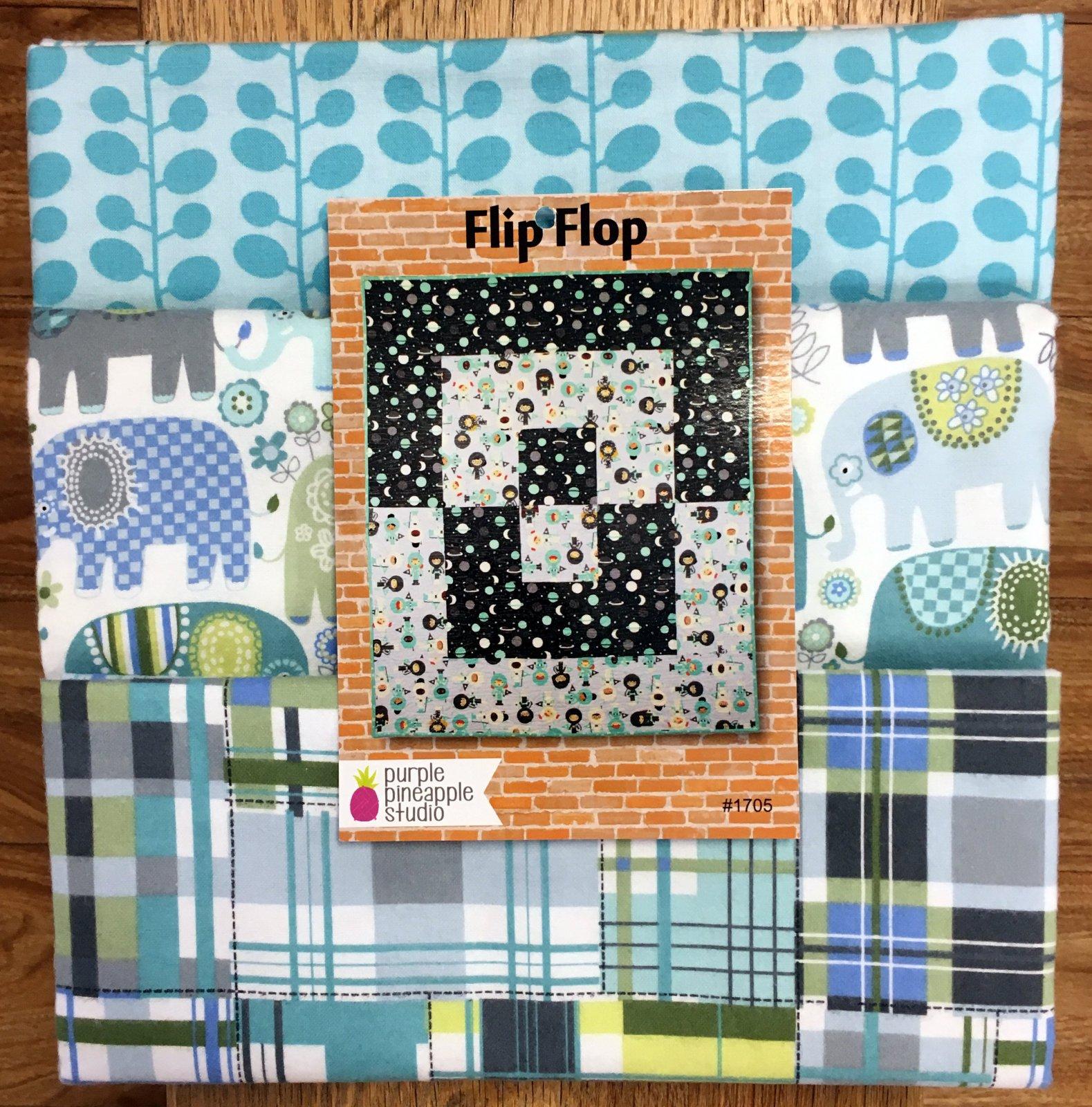 Flip Flop Kit - Blue