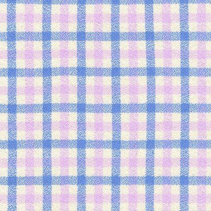 Flannel - Mammoth Junior Flannel Periwinkle