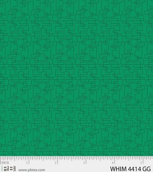 Whimsy 4414GG Green