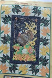 Harvest Time Wall Hanging