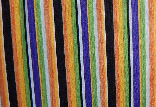 Northcott Hallows Eve multi stripe