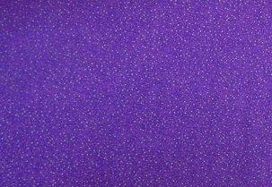 Quilting Treasures Autumn Harvest purple/dots