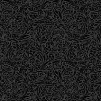 Elizabeth Studio Exotica black/floral design