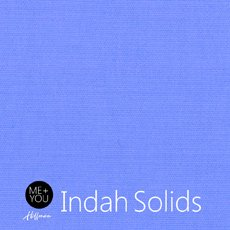 Hoffman Batik Indah Solids Periwinkle  10D