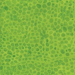 Island Batik Pebbles lime green  9G