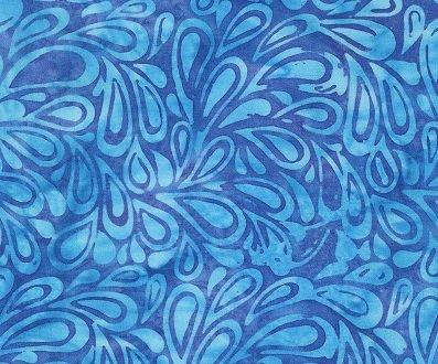 Island Batik Prairie Fortune Teller/Paisley Drops/Mystic