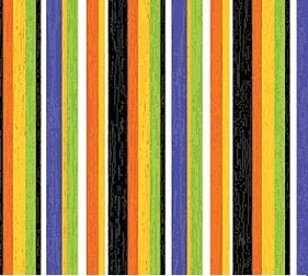 Northcott Hallows Eve multi stripe 1A