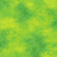 Quilting Treasures Color Me Chameleon green