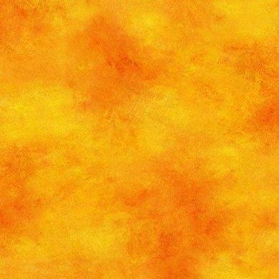 Quilting Treasures Color Me Chameleon orange