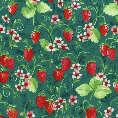 RJR Sugar Berry green/strawberry plants