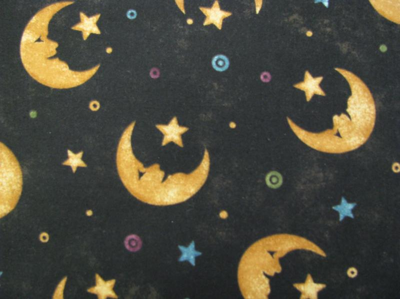Maywood Happy Halloween Stars & Moons (1H)