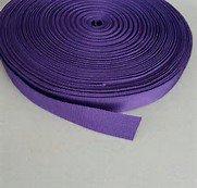 Polypro Webbing 1in x 25yds Purple