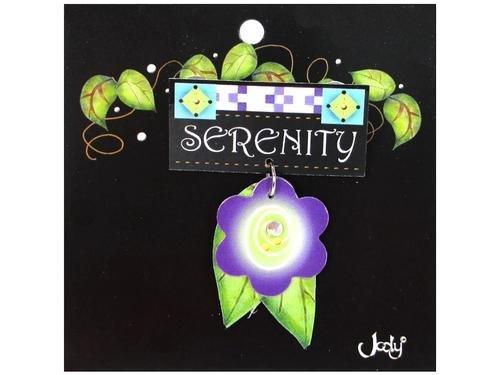 Jody Houghton Pin Serenity