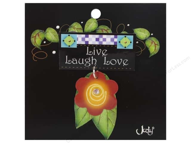 Jody Houghton Pin Live, Laugh, Love