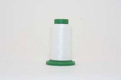 Isacord Thread 5000m -  White