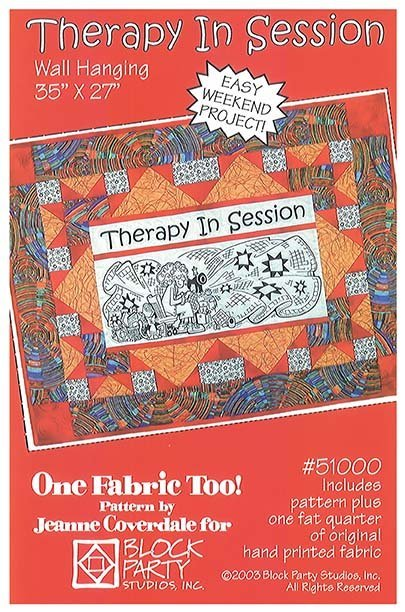 Therapy In Session Panel/Pattern