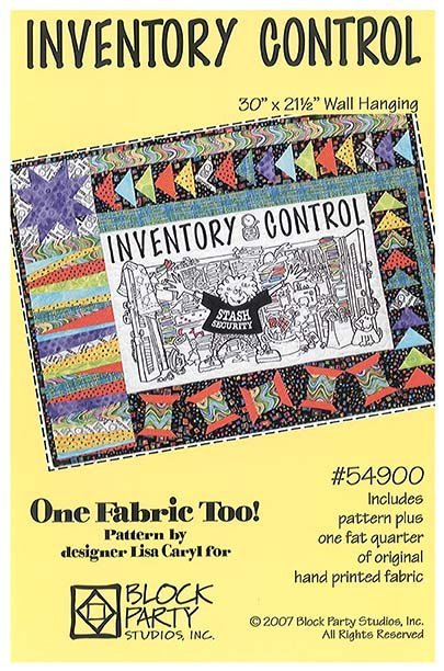 Inventory Control 18in x 20in Panel /Pattern