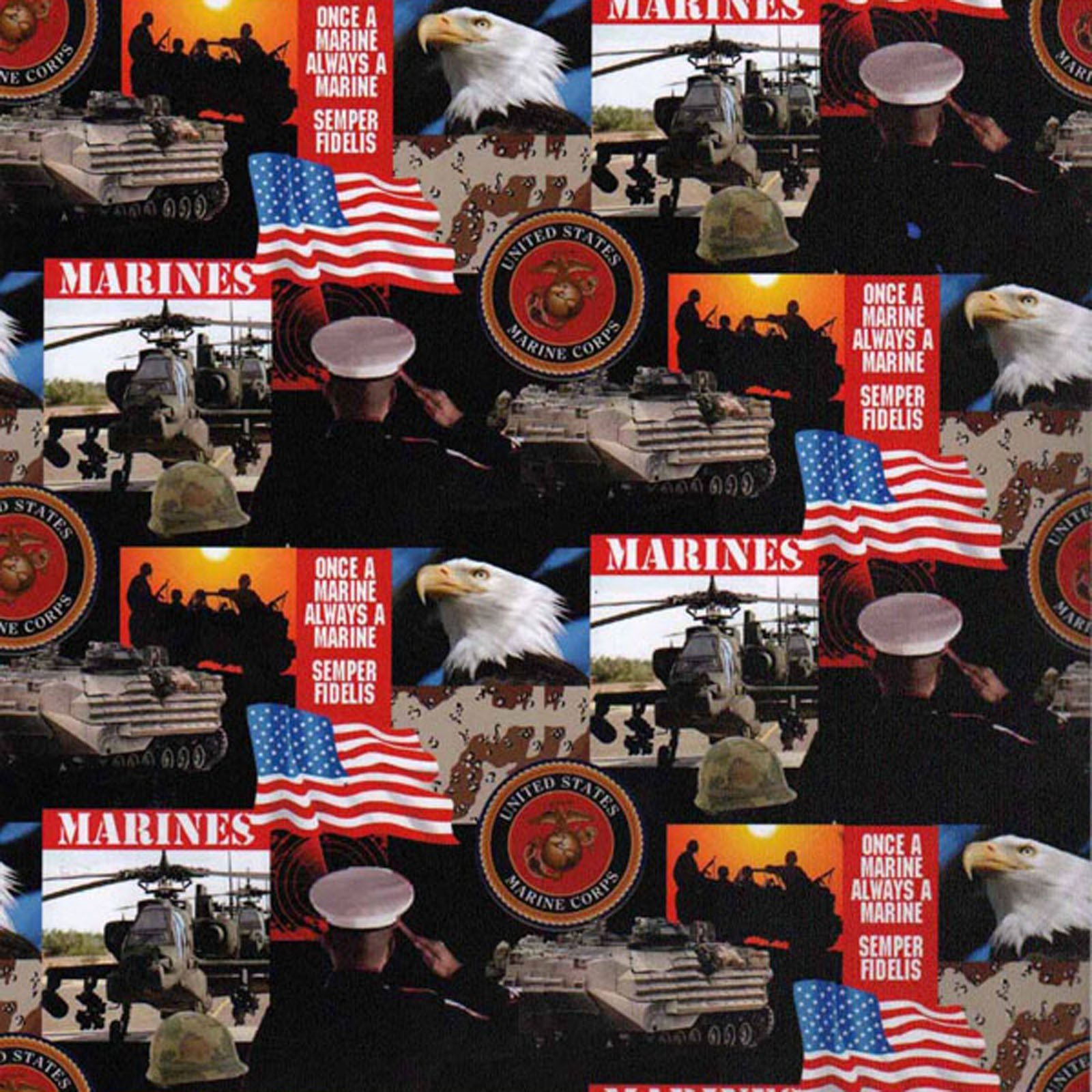American Military  Marines