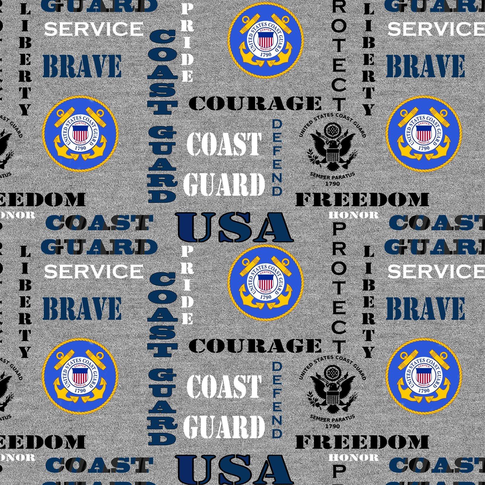 American Military  Coast Guard Terminology