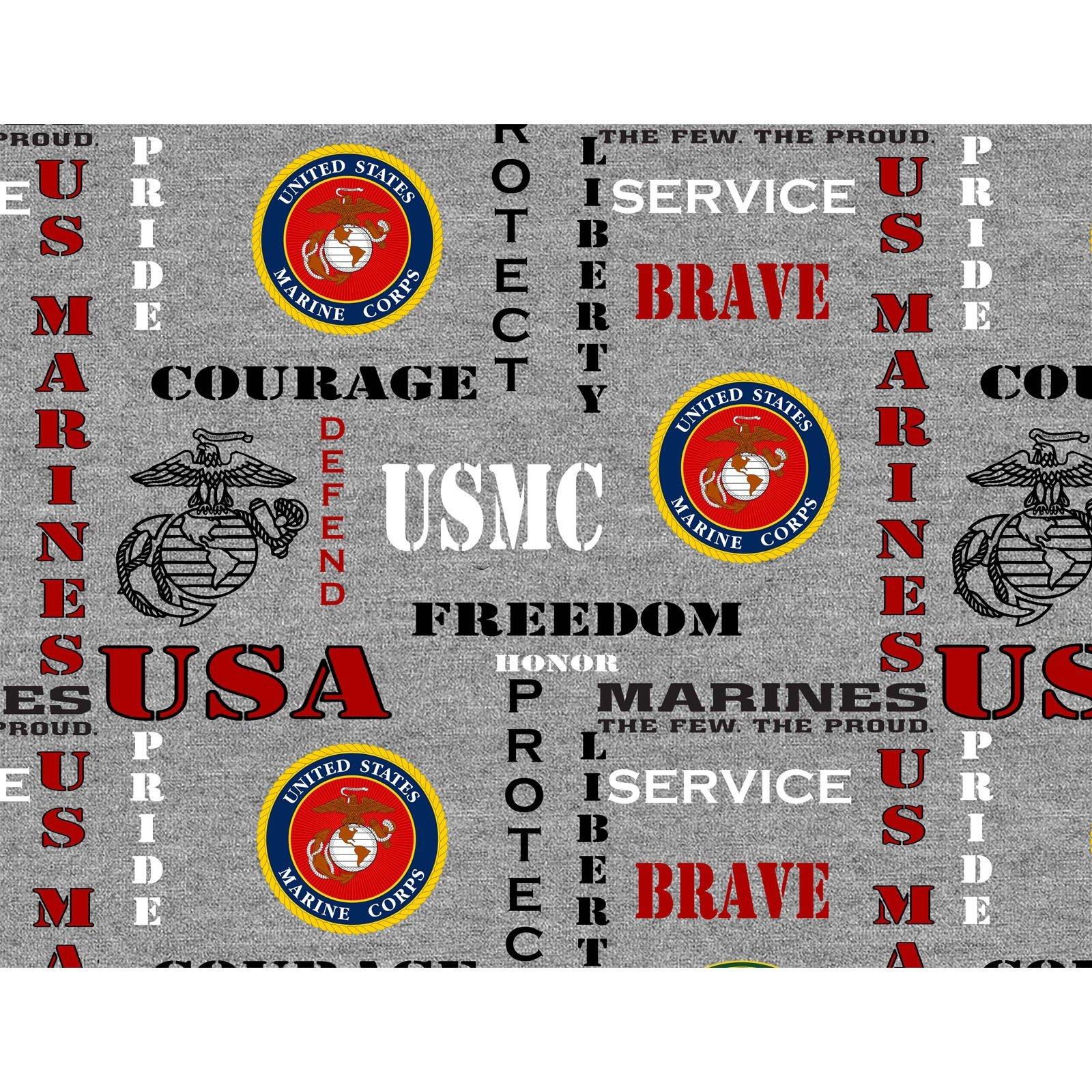 American Military  Marine Corp