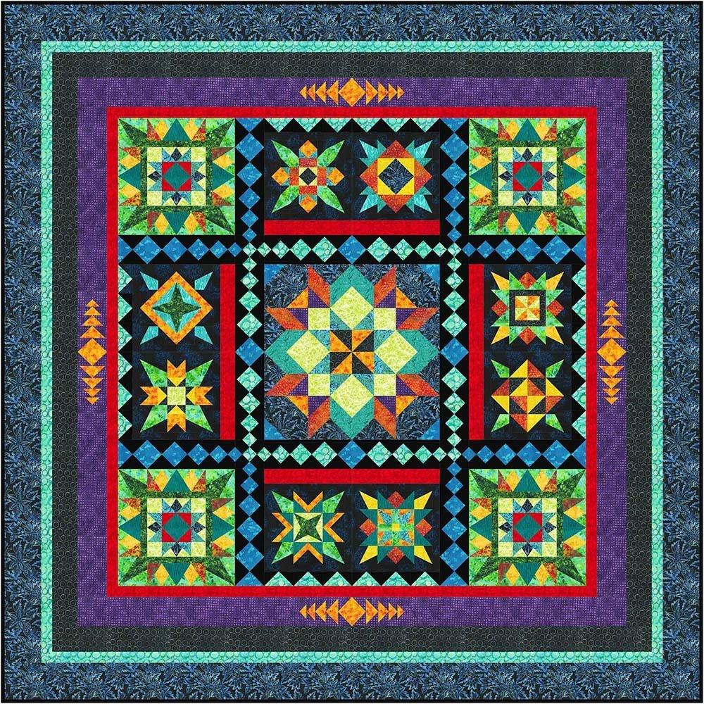Black Jewels / Azul BOM Pattern
