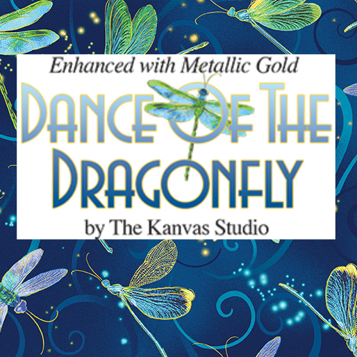 Dance of the Dragonfly 10 Squares