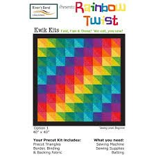 Rainbow Twist Kwik Kit