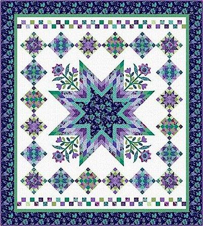 Harmony Quilt Pattern
