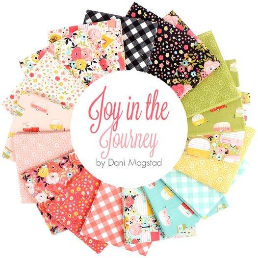 Joy In The Journey Fat-Quarter Bundle