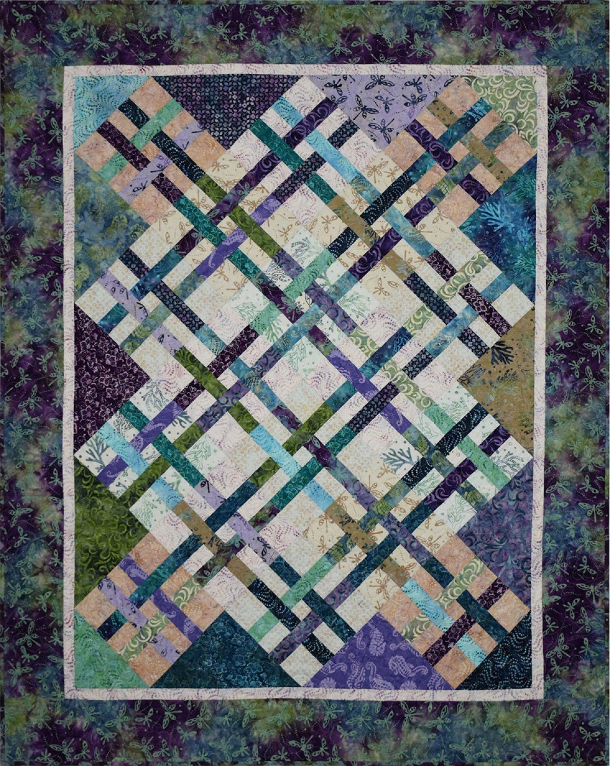 Coastal Chic Batiks - Kit