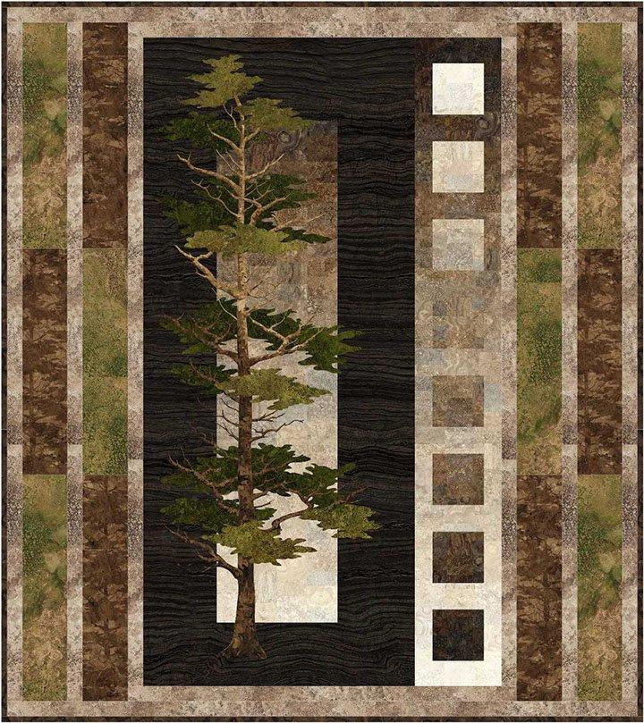Majestic Pines Pattern PTN2374