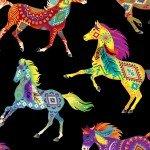 West Brite horses