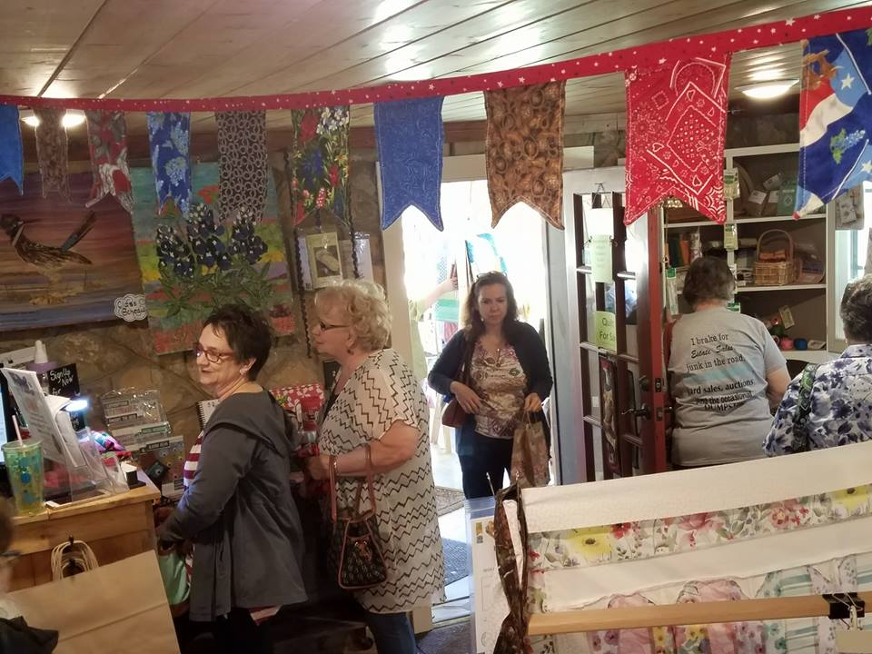 Best Little Quilt Shop in the Hill Country of Texas! : quilt shops austin tx - Adamdwight.com