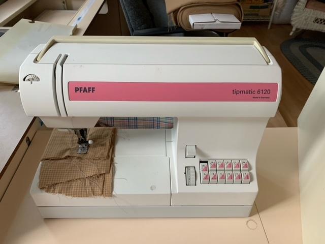 Pfaff Tipmatic 6120, made in Germany,34243142-950