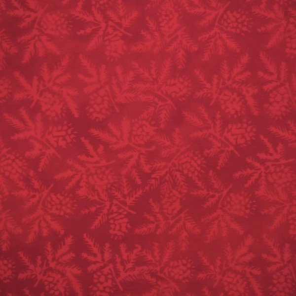 Snowbird Batik Red zb 2