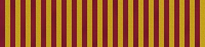 Christmas Wonder- Red/Gold Stripes