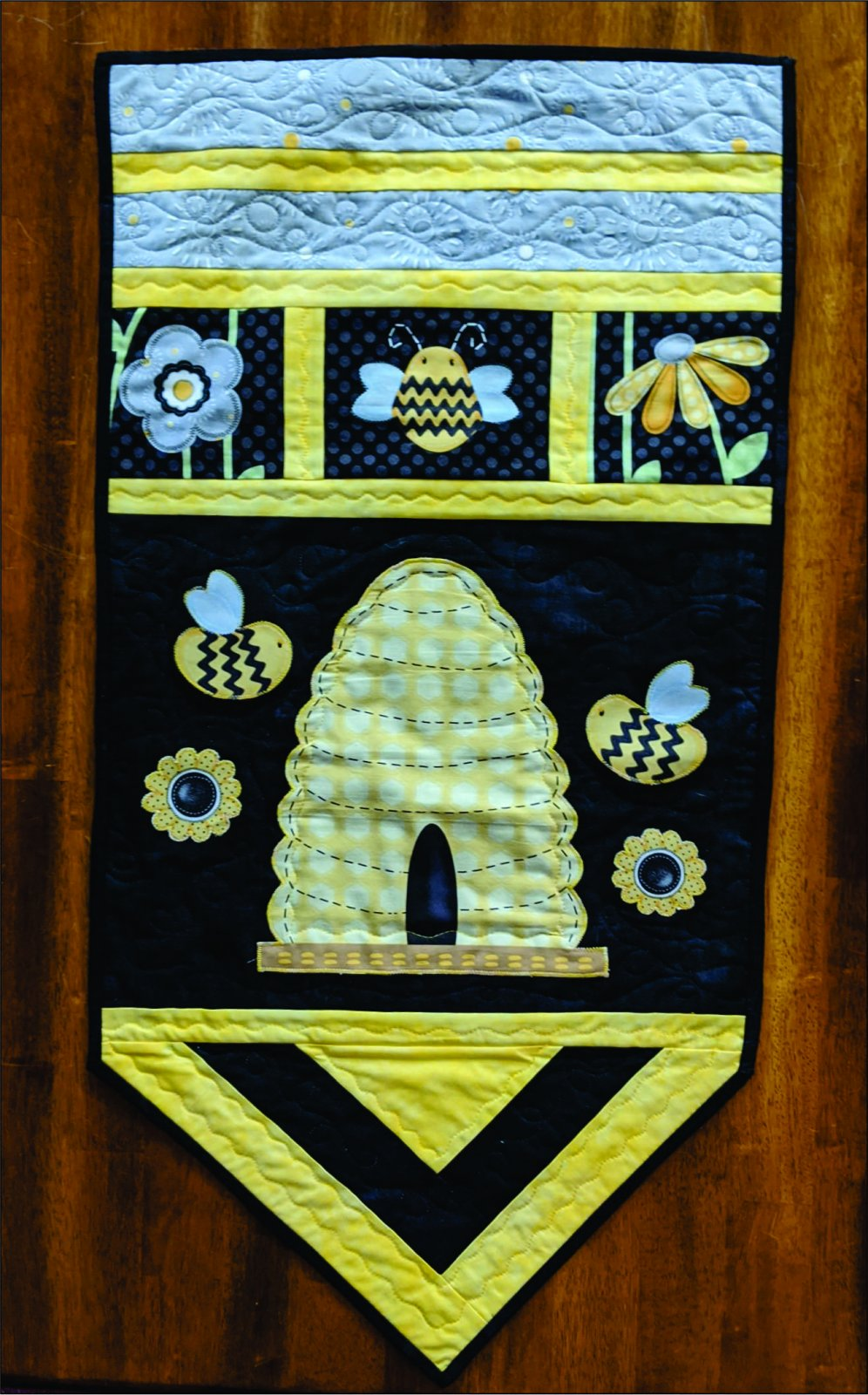 Bee Hive Banner