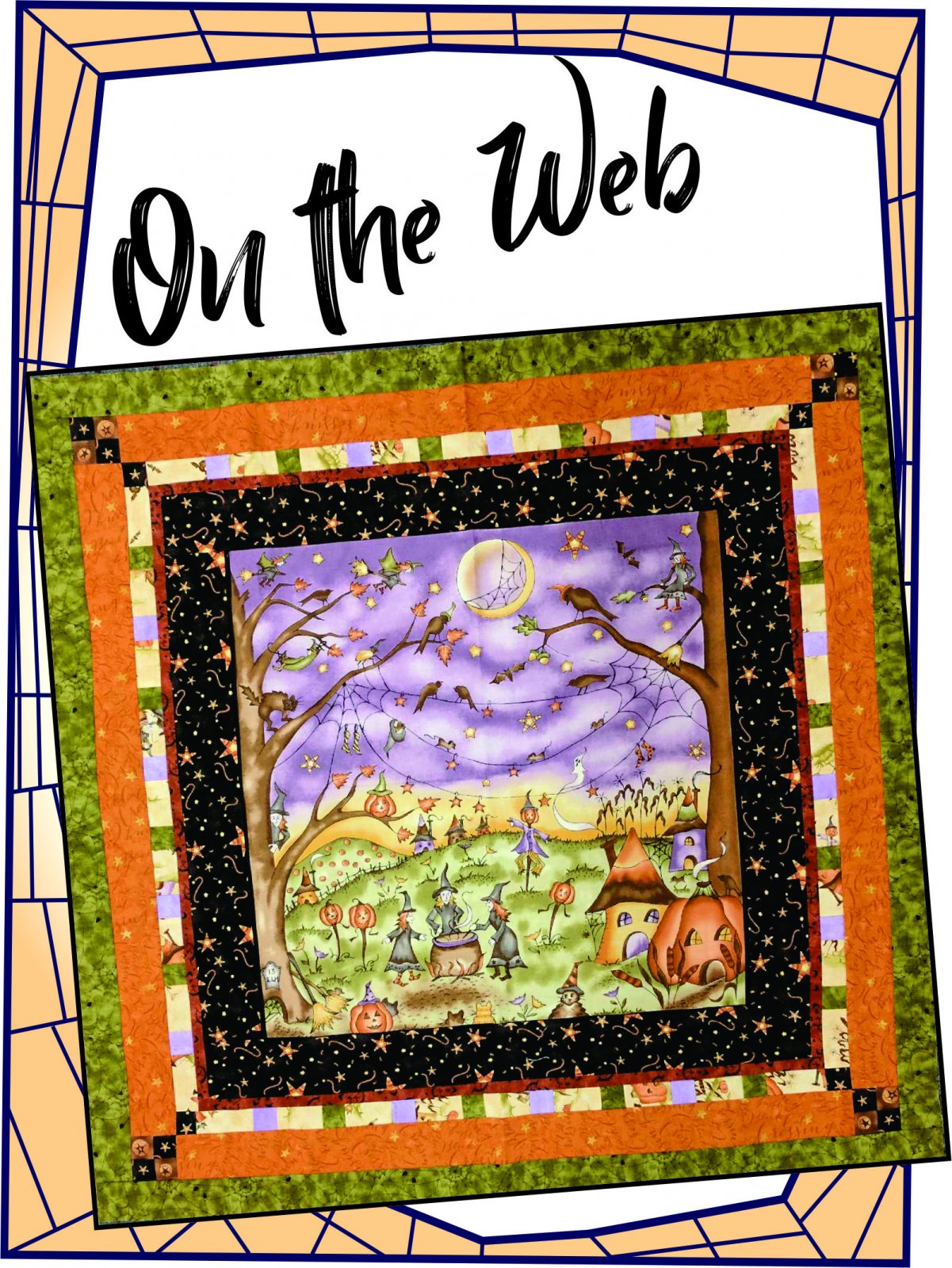 On The Web Wall Hanging Kit