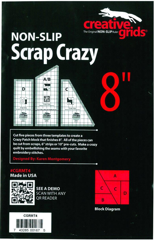 CGR Scrap Cray 8