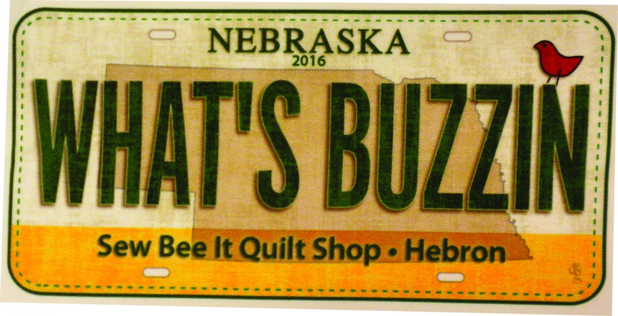 2016 What's Buzzin'